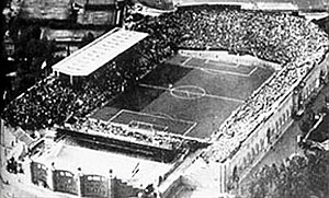 1934 FIFA World Cup Final - The Stadio Nazionale PNF held the final
