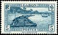 Stamp Gabon 1932 5c.jpg