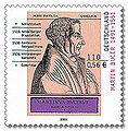 Stamp Germany 2001 MiNr2169 Martin Bucer.jpg