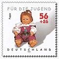 Stamp Germany 2002 MiNr2261 Puppe.jpg
