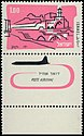 Stamp of Israel - Airmail 1960 - 1.00IL.jpg