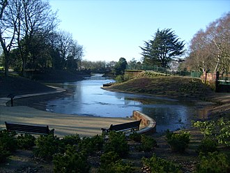 Stanley Park, Liverpool - Image: Stanley Park Feb 11 2010 (10)