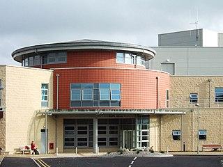 Stoke Mandeville Hospital Hospital in Buckinghamshire, England
