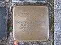 Stolperstein Albert Wildau, 1, Wallstraße 3, Neustadt am Rübenberge, Region Hannover.jpg