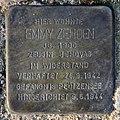 Stolperstein Franzstr 32 (Willst) Emmy Zehden.jpg