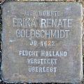Stolperstein Köln, Erika Renate Goldschmidt (Ahrweilerstraße 8).jpg