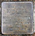 Stolperstein Zikadenweg 49 (Weste) Karl Marx.jpg
