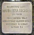 Stolperstein für Maria Rosa Bechter 2.jpg
