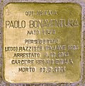 Stolperstein für Paolo Bonaventura.JPG