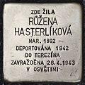 Stolperstein für Ruzena Hasterlikova.jpg