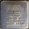 Stolpersteine Köln, Flora Berger (Manderscheider Platz 8).jpg