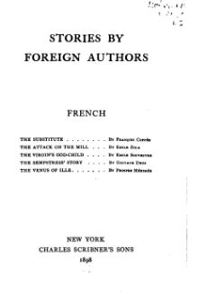 Stories by Foreign Authors (French II).djvu