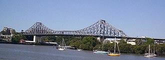 John Douglas Story - Story Bridge