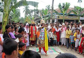 Bhaona - Street Play(Bhowna)