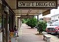 Street Scene with Swift Drug Co. - Selma - Alabama - USA (33594652744).jpg