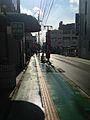 Street View of Chikushino, Fukuoka near Futsukaichi Station.jpg
