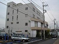 La vecchia sede di Tokyo della GAINAX, lo studio che ha prodotto il blockbuster Neon Genesis Evangelion.