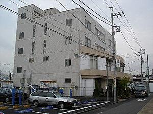 Neon Genesis Evangelion - Gainax studio in Koganei, Tokyo