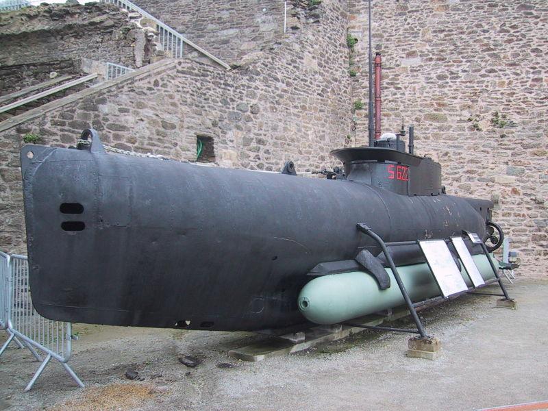 Fichier:Submarine S622.jpg