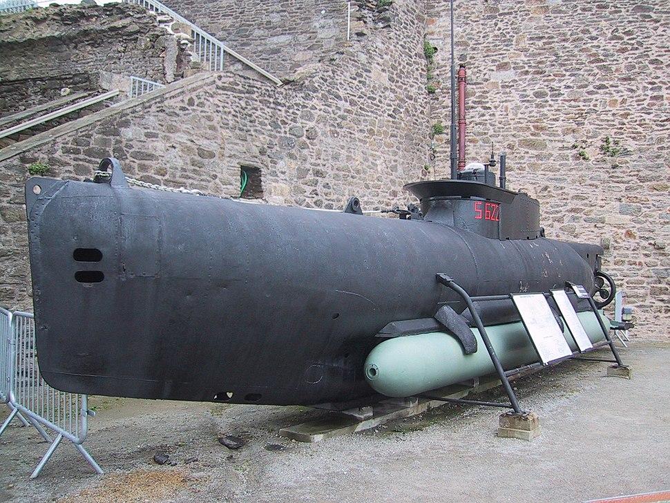 Submarine S622