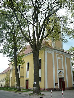Suchdol nad Lužnicí - kostel sv. Mikuláše.jpg