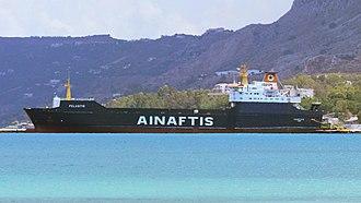 MV Atlantic Freighter - Image: Suda F6D 55
