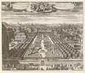 Suecia 1-033 ; Kungstradgarden 1700.jpg