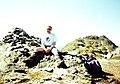 Summit Cairn Beinn Tulaichean - geograph.org.uk - 230778.jpg