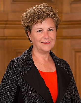 Julie Christensen (politician) - Image: Supervisor Julie Christensen