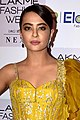 Surveen Chawla snapped attending the Lakme Fashion Week 2018 (02) (cropped).jpg