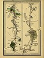 Survey of the high roads of England and Wales - part the first comprising the counties of Kent, Surrey, Sussex (etc.), planned on a scale of one inch to the mile accompanied by indexes, topographic (14782041161).jpg