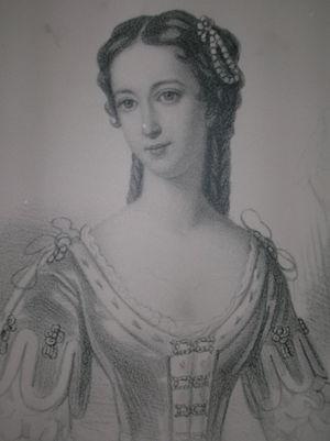Murder of Alexander Montgomerie - Susanna, Archibald's mother
