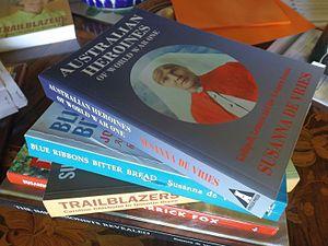 Susanna de Vries - Some of her books