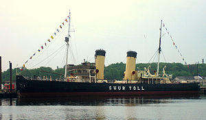 Toell the Great - Suur Tõll icebreaker