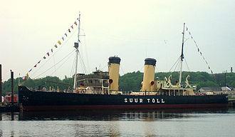 Suur Tõll (icebreaker) - Image: Suur Toll
