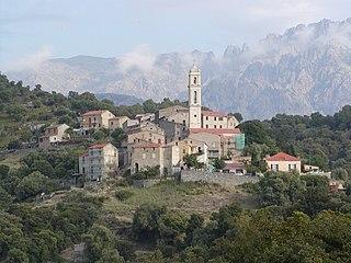 Soveria Commune in Corsica, France