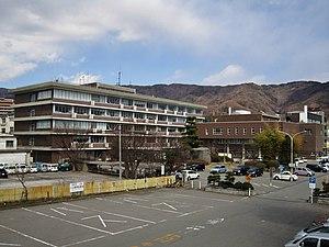 Suwa, Nagano - Suwa City Hall