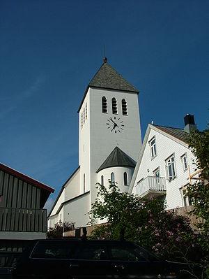Svolvær Church - Image: Svolvær kirke 2