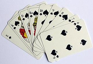 Rödskägg Swedish card game