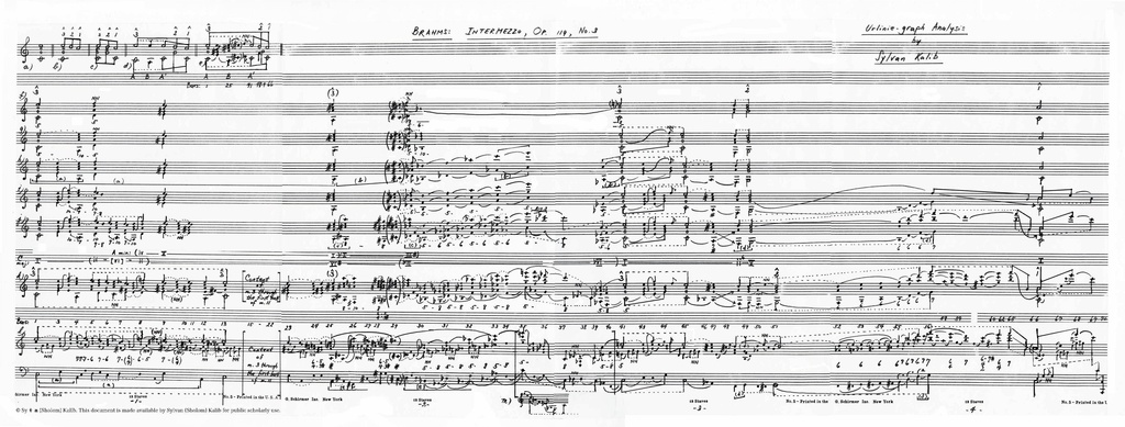 brahms intermezzo op 119 no 1 analysis essay