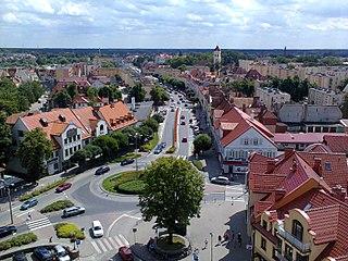Place in Warmian-Masurian Voivodeship, Poland