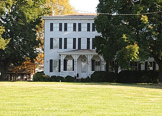 Thomas B. Coursey House - Image: THOMAS B. COURSEY HOUSE, FELTON, KENT COUNTY, DE