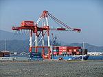 TIAN FU TIANJIN at Tokushima Komatsushima Port.JPG