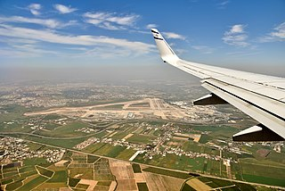 Ben Gurion Airport Israels main international airport