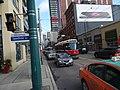 TTC streetcars 4150 and 4154 head west on King near Spadina, 2014 12 20 (3) (15887707117).jpg