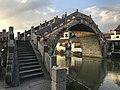 Taipingqiao Bridge on Shihe River in Fengjing Town.jpg