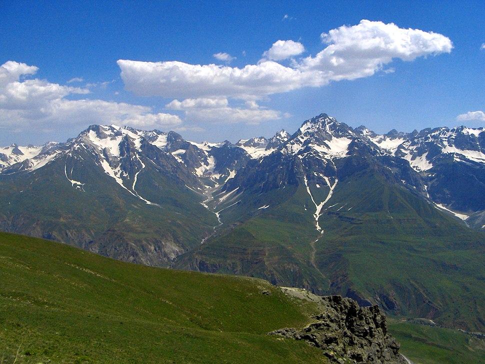 Tajik mountains edit