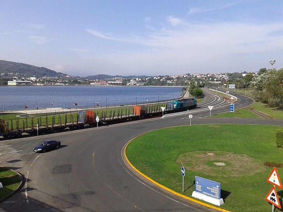 Takargo Puerto Ferrol