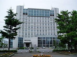 Takikawa, Hokkaido City in Hokkaido, Japan