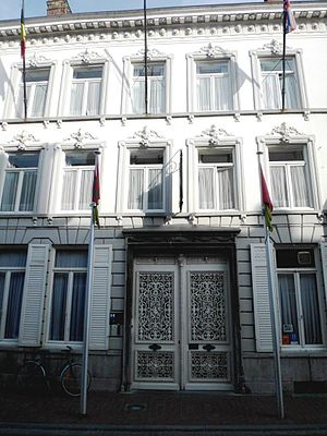 Toc H - Talbot House at Poperinge, Belgium